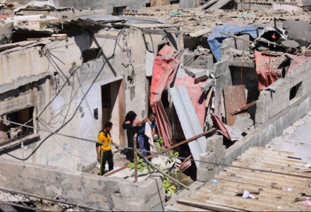 Fifty schools destroyed by Israeli strikes, which could impact over 41,000 children