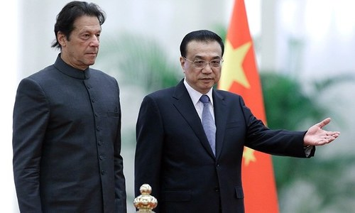 Pakistan, China agree to further deepen strategic cooperation on 70th anniversary of diplomatic ties