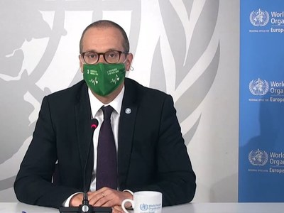 Authorized vaccines effective against all known COVID-19 variants, says WHO Europe chief