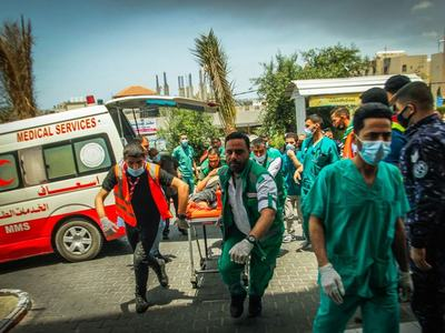 WHO issues 'urgent' appeal for $7 million to fund disfigured Gaza, West Bank