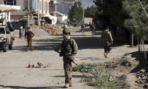 Tribal elders broker ceasefire between local Taliban, Afghan govt