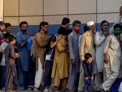 Pakistan's COVID-19 deaths rise by 102 to cross 20,000 mark