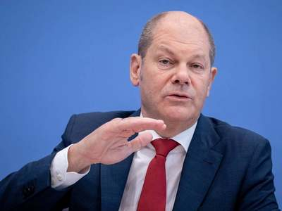 Germany's Scholz welcomes US proposal on global corporate minimum tax