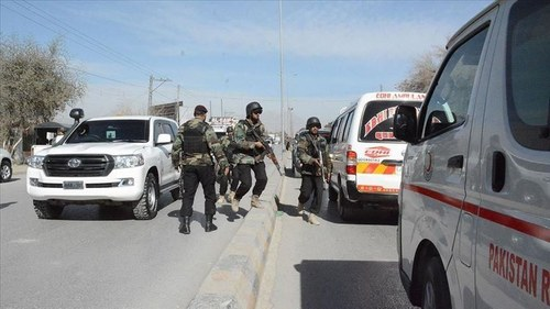 Six killed, several injured as terrorists target pro-Palestine rally in Chaman