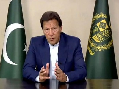 Public opinion is changing worldwide, Palestinians will have their own country one day, says PM Khan