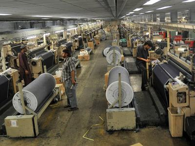 Govt projects Pakistan economy to grow at 3.94% in FY21