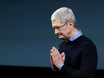 App Store would be 'toxic' mess without control, says Apple CEO