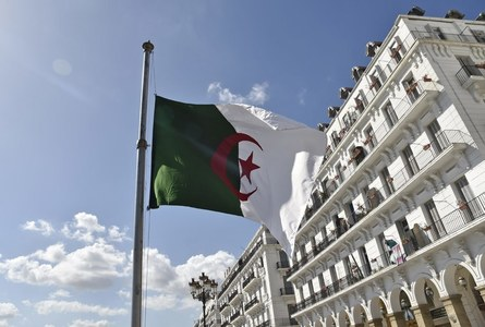 Algerian authorities prevent protests, detain hundreds