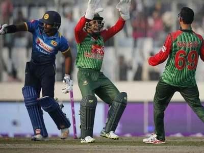 Bangladesh ODI to 'go ahead' despite Sri Lanka positive virus cases
