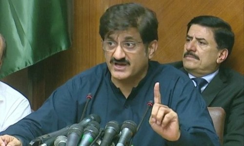 No room to relax Covid-19 restrictions in province: Sindh CM