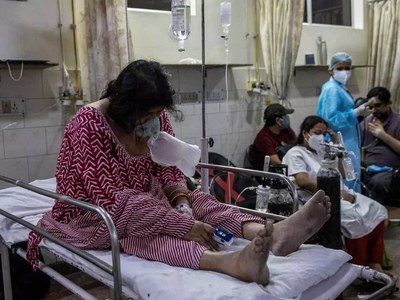 India passes 300,000 Covid-19 deaths