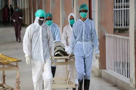 Covid claims 57 lives, infects 3,060 more across country