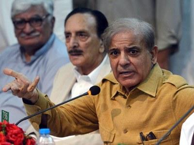 LHC disposes of Shehbaz Sharif's plea against name on no-flying blacklist