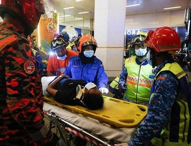 Malaysia probes metro crash that injured over 200