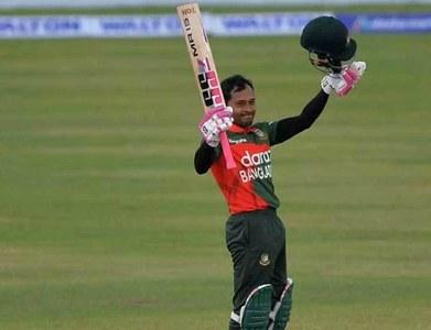 Mushfiqur ton helps Bangladesh to 246 in 2nd Sri Lanka ODI