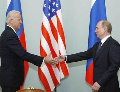 Biden-Putin to hold first summit in Geneva