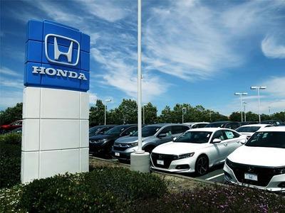 Honda pedals forward