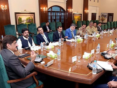 Sindh cabinet criticises 'unjust' water distribution