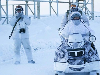 Russia asserts presence in Arctic with northern military base