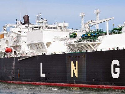 Two more LNG tankers scheduled for Britain in May