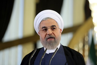 Iran's President Rouhani urges greater 'competition' in election