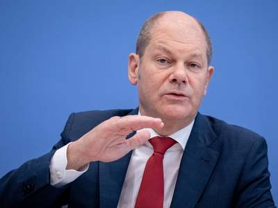 Germany's Scholz expects 'revolution' in global tax rules within a few weeks