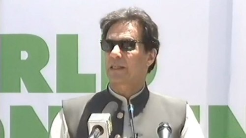 Pakistan committed to beat climate change, reverse its effects: PM Imran
