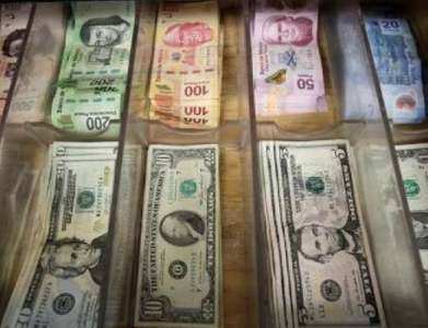 Brazil's real rises, Mexican peso hits two-week low