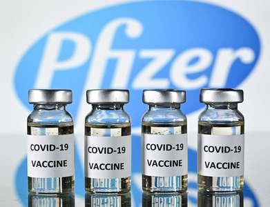 First shipment of Pfizer vaccine arrives