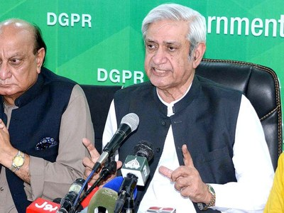 Record production observed in country's six major crops: Fakhar Imam
