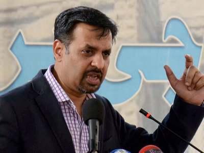 Kamal demands 'fair' share of water for Karachi