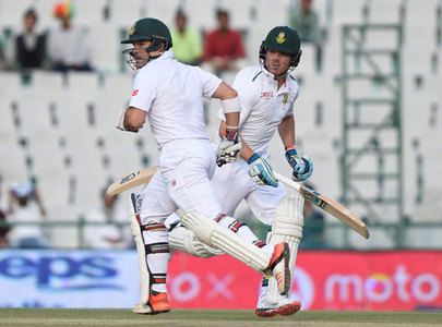 South Africa motivated by missing Test final, says Elgar