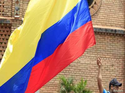 Colombia anti-govt protest clashes kill at least 10