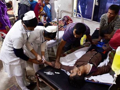 25 dead in India after drinking toxic liquor