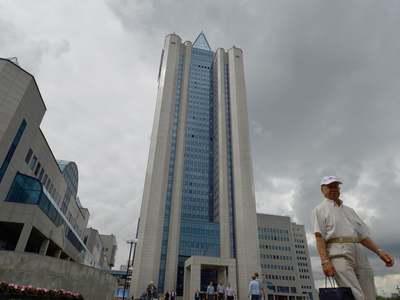 Gazprom earnings recover