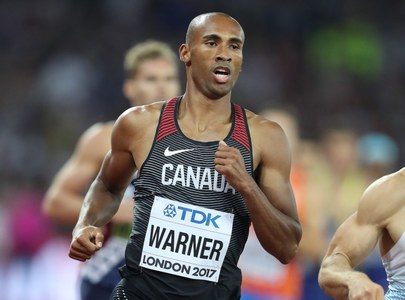Warner goes fourth in all-time decathlon list