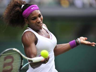 Serena to play first French Open night match as Federer returns