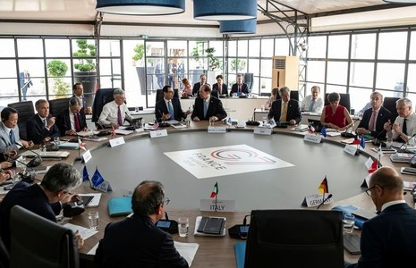 EXCLUSIVE G7 to back minimum global corporate tax and support economy - draft