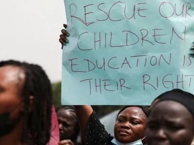 Scores of children abducted in Nigeria