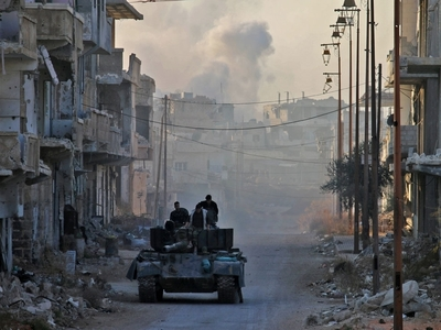 Decade of Syria war killed nearly 500,000 people: new tally