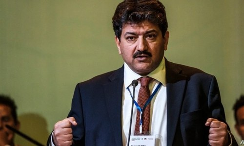 Geo issues statement on decision to replace Hamid Mir as host