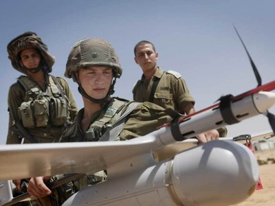 Israel says military exports hit $8.3bn in 2020