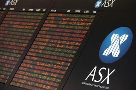 Australia shares hit record peak as economic data boosts risk appetite