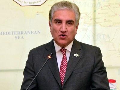 FM Qureshi updates Tajik president on Pakistan's Vision Central Asia