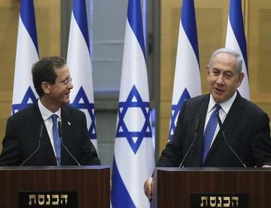 Former centre-left politician Herzog elected Israel's president