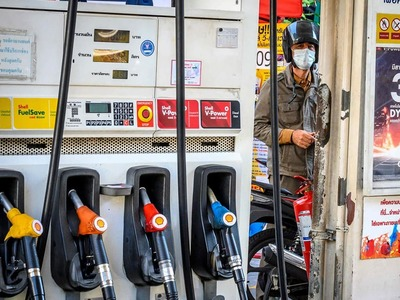 Petroleum sales – another upbeat month