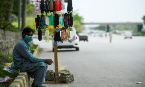 Pakistan's Covid-19 death toll crosses 21,000
