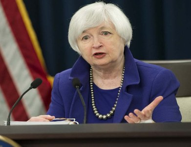 Yellen calls for standardized measurements on green investments