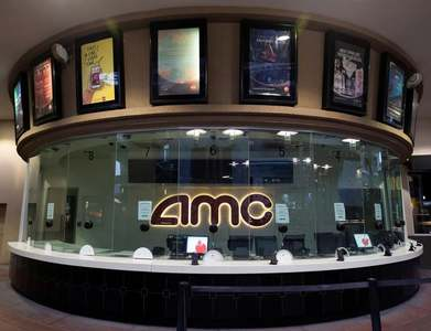 AMC stock drops 33pc as movie chain sets another share sale