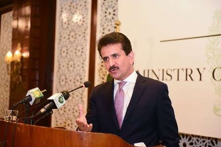 Pakistan appreciates US's timely provision of Covid-19 medical supplies